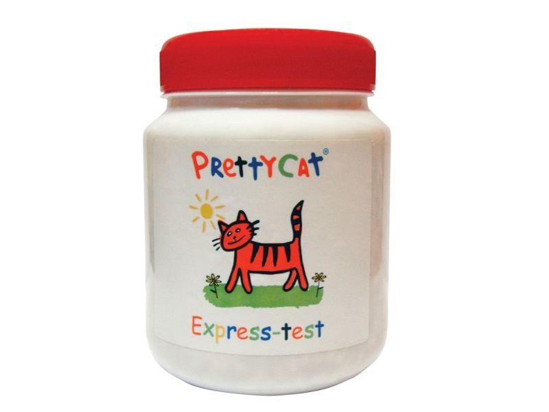 Тест Pretty Cat для определения мочекаменной болезни (Express Test) - Фото
