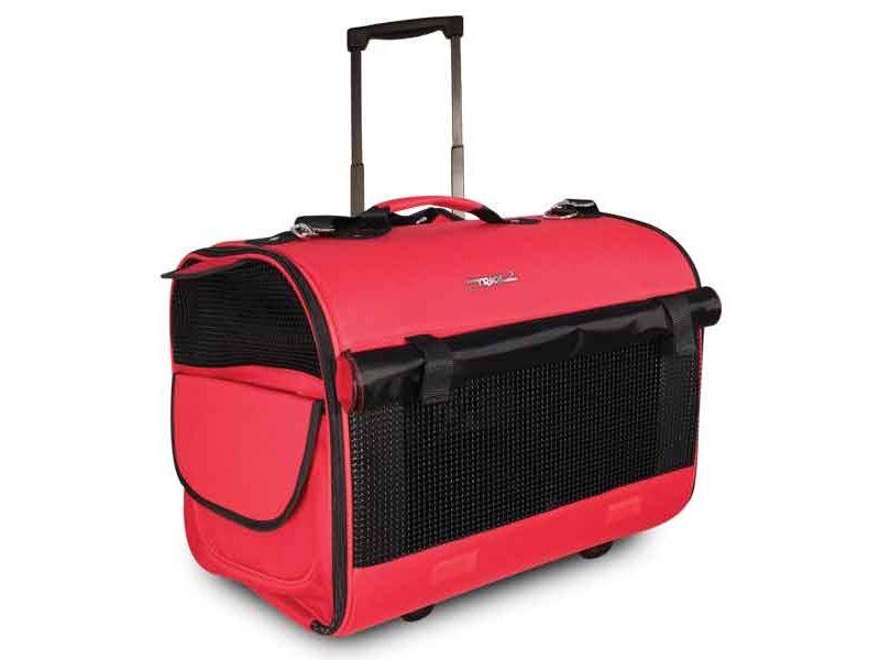 Triol Сумка - чемодан на колесах (FFH011), 45*34*37 см  - Фото
