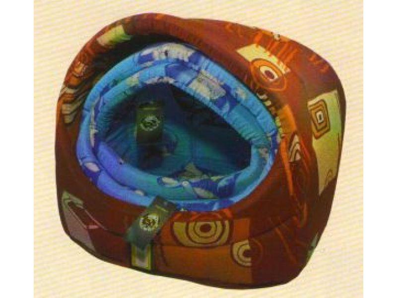 Вака Домик-лукошко для животных, полукруглый, бязь  - Фото