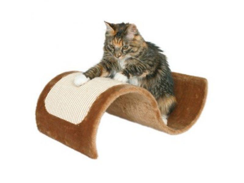 Trixie Когтеточка - волна для кошек (43260/267), 50см*29см*18 см - Фото