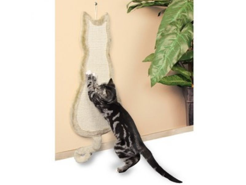 "Trixie Когтеточка ""Кошка"" (43112), 35*69 см   - Фото"