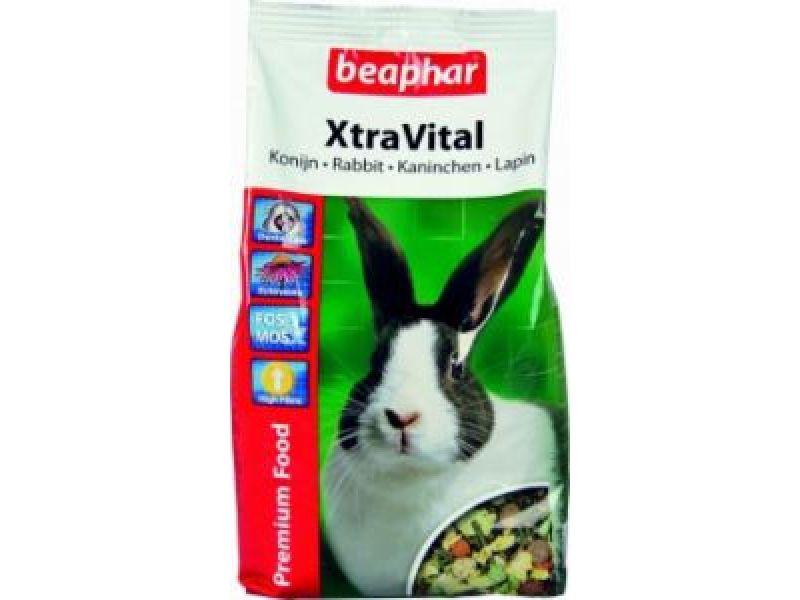 Сухой корм Beaphar Xtra Vital для ВЗРОСЛЫХ кроликов (Rabbit) - Фото
