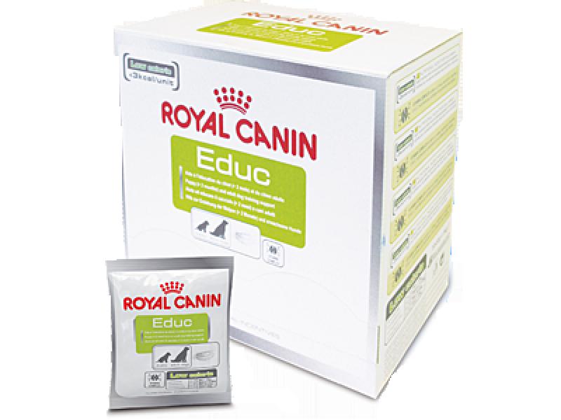 Royal Canin Лакомство-поощрение для дрессировки щенков и собак (Educ), 50 гр  - Фото