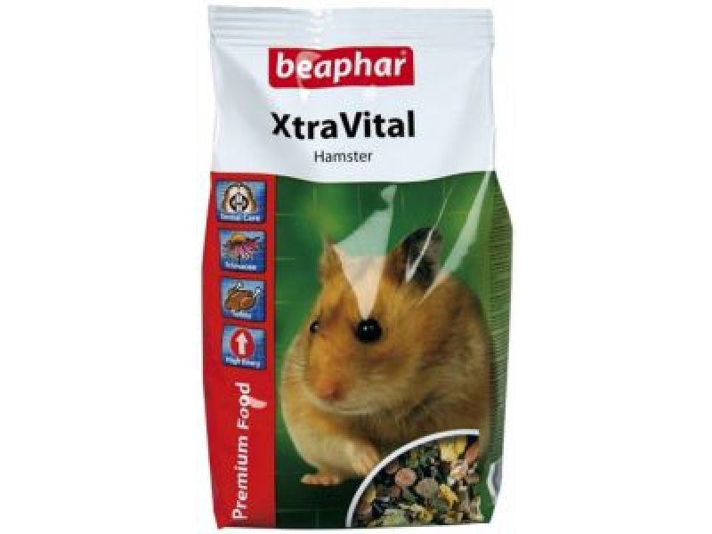 Сухой корм Beaphar Xtra Vital для ХОМЯКОВ (Hamster), 500 г - Фото