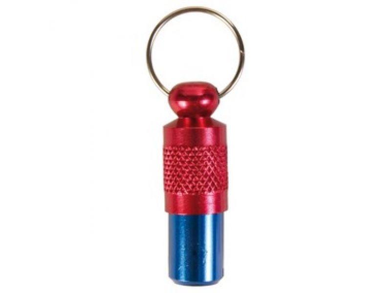 """Trixie Медальон-адресник для собаки """"сине-красный"""" (2279) - Фото"""