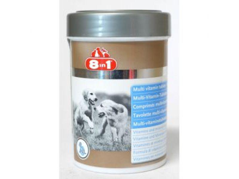 Мультивитамины 8 в 1 для ЩЕНКОВ (Multivitamins for Puppies), 100 шт. - Фото