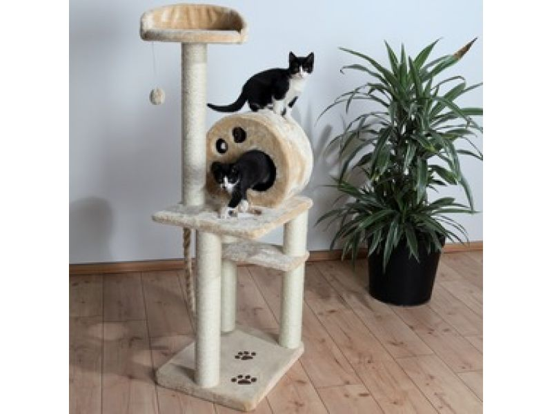 """Trixie Комплекс для кошки меховой """"Salamanca"""" (43731), 40*50*138 см  - Фото"""