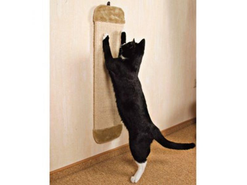 "Trixie Когтеточка для кошек ""Jumbo"" с ароматом кошачьей мяты (4342), 18*78 см  - Фото"