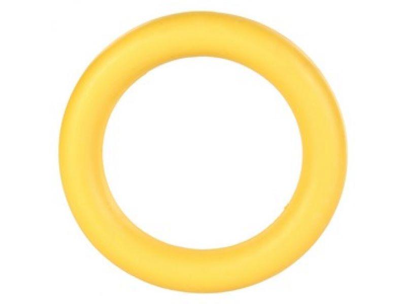 Trixie Кольцо для игр на воде, для собак, натуральный каучук (3330), 15 см   - Фото