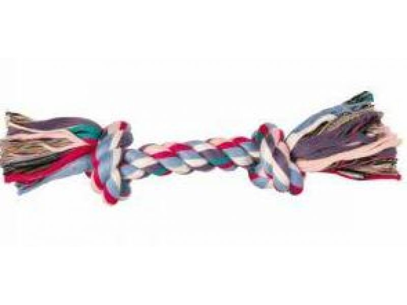 Trixie Веревка с узлом, для собак (3273), 300 г/37 см - Фото