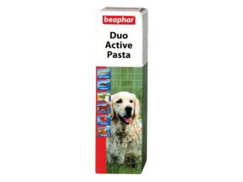 Мультивитаминная ПАСТА Beaphar для собак (Duo Active), 100 гр - Фото
