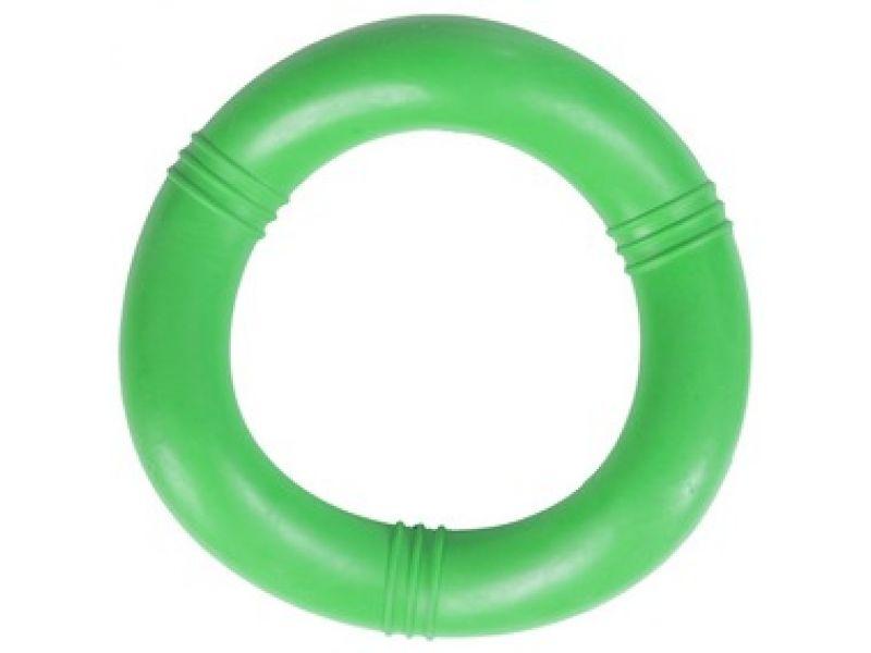 Trixie Кольцо для игр на воде, для собак, натуральный каучук (3360), 15 см   - Фото