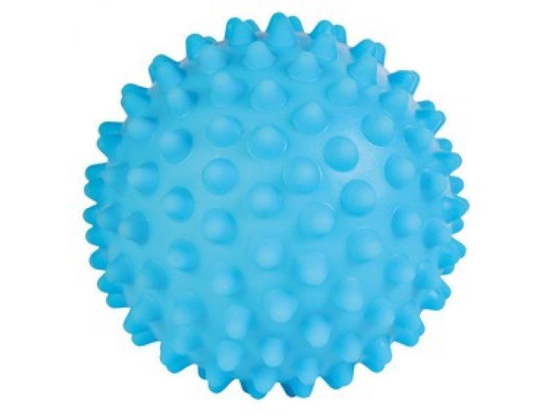 Trixie Мячик игольчатый БЕЗ ЗВУКА для собак, винил (3419), 16 см   - Фото