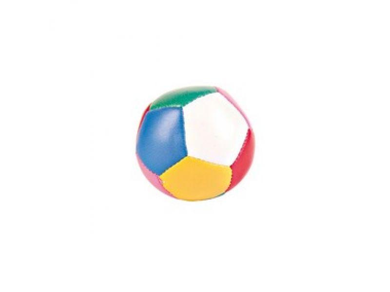 Trixie Мяч текстильный футбольный цветной, для собак (3470), 6 см - Фото