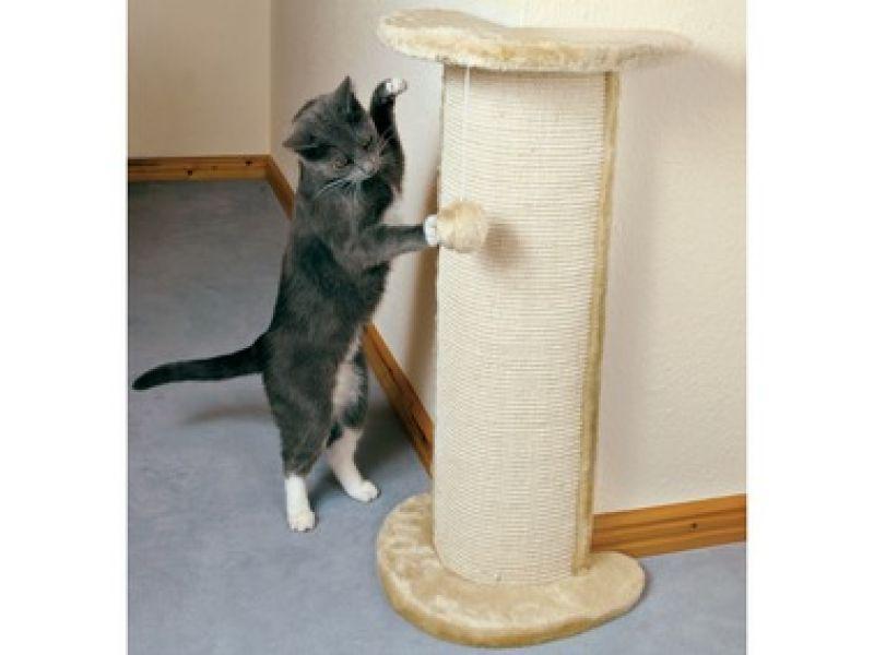 "Trixie Когтеточка для кошек ""Lorca"" угловая (4350), 75 см  - Фото"