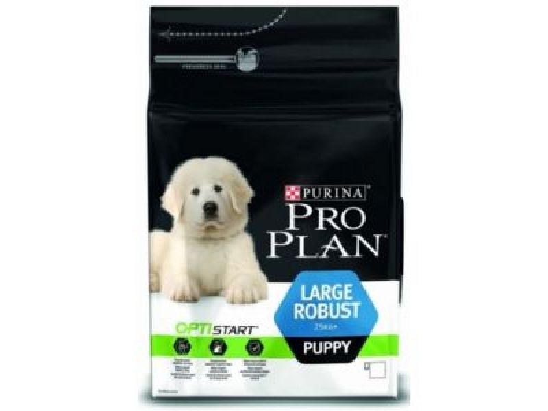 Purina Pro Plan Сухой корм  с КУРИЦЕЙ и РИСОМ для щенков КРУПНЫХ пород (Puppy Large Breed) - Фото