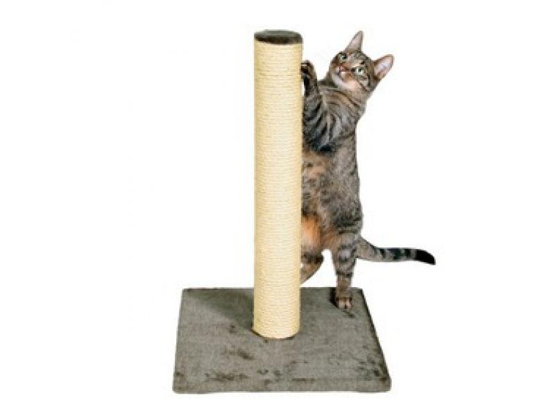 Для кошки столбик