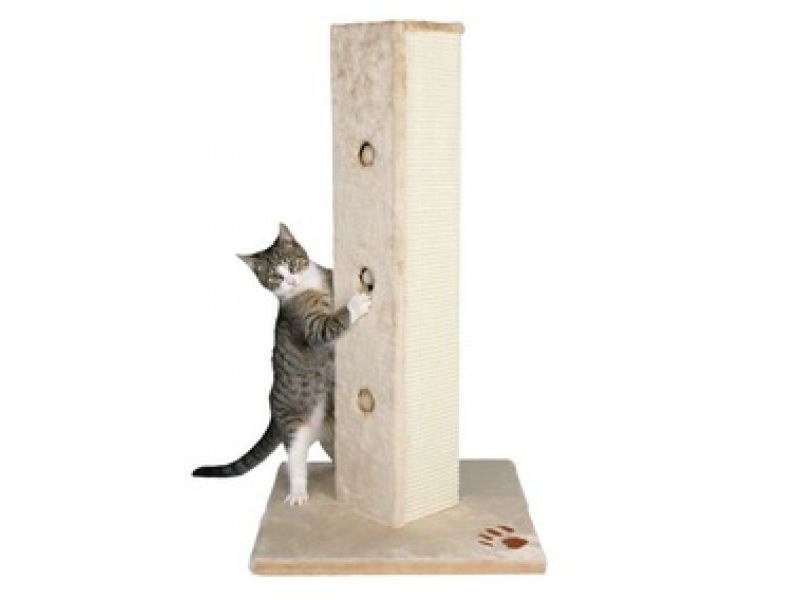 "Trixie Когтеточка-столбик для кошек ""Soria"" (43551), 45*45*80 см  - Фото"