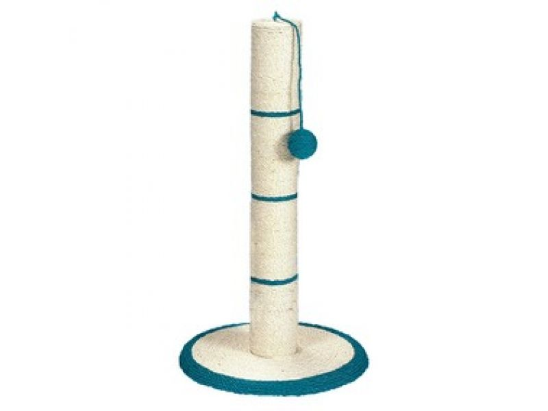 Trixie Когтеточка на круглой подставке (4310), 62 см   - Фото