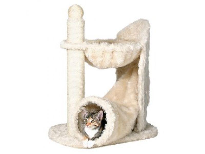 """Trixie Домик для кошки меховой """"Gandia"""" (44551), 40*60*68 см    - Фото"""