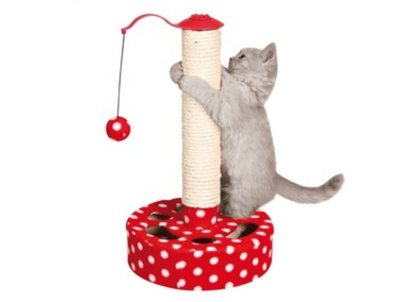 Trixie Когтеточка-столбик для кошки (4292), 27*45 см  - Фото