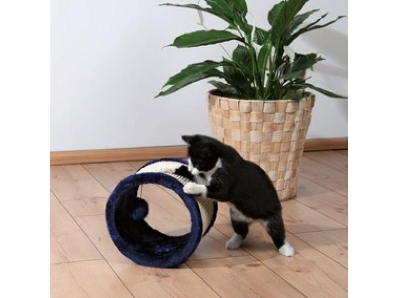 Trixie Когтеточка-колесо для кошки (4324), 23*20 см  - Фото