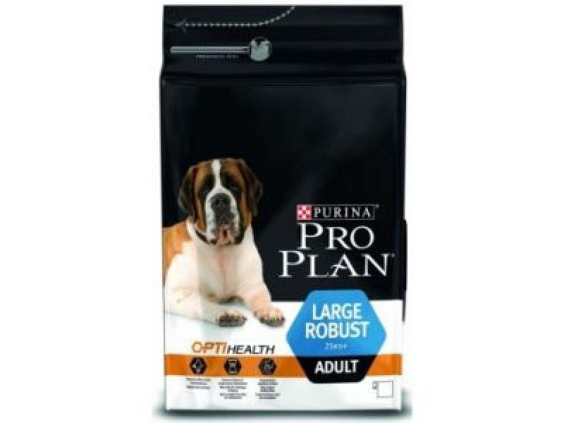Сухой корм Purina Pro Plan с КУРИЦЕЙ и РИСОМ для собак КРУПНЫХ пород (Adult Large Breed) - Фото