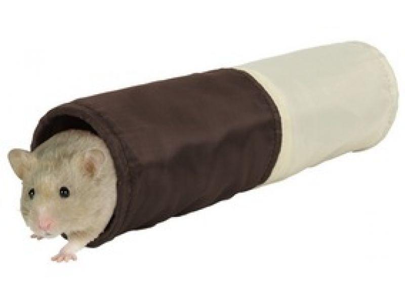 Как сделать тоннель для грызунов