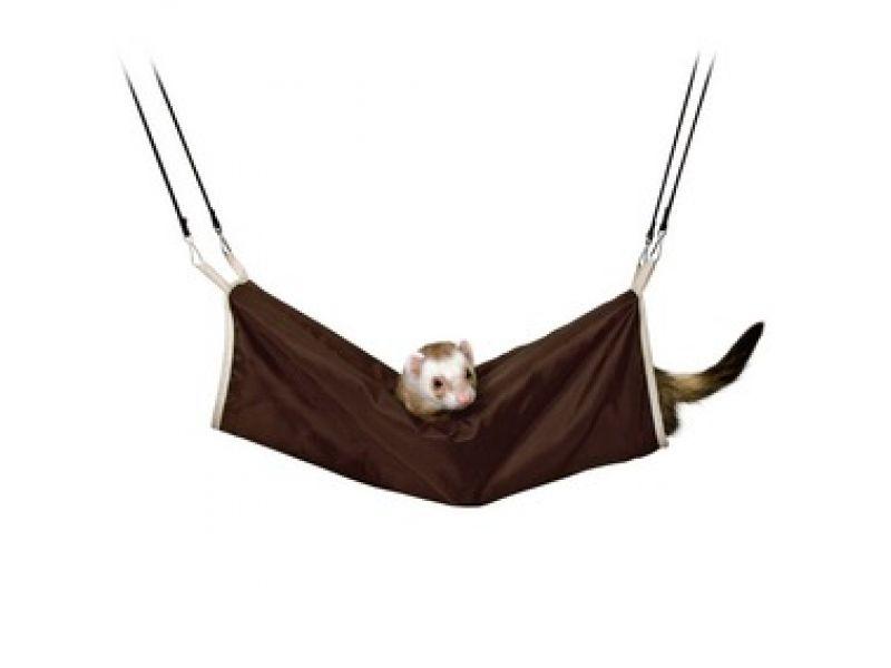 Trixie Подвесной тоннель для  хорьков, нейлон (6910), 20*45 см - Фото