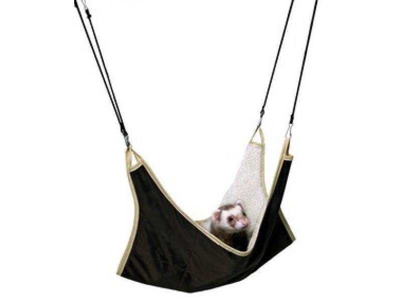 Trixie Гамак для хорьков, нейлон (6913), 45*45 см - Фото