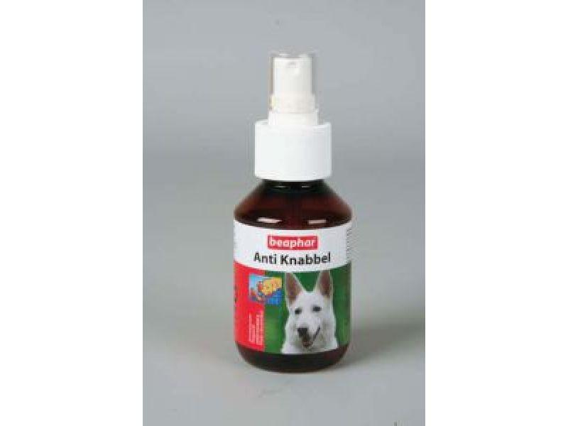 Спрей от погрызов для собак Beaphar (Anti Knabbel), 100 мл  - Фото