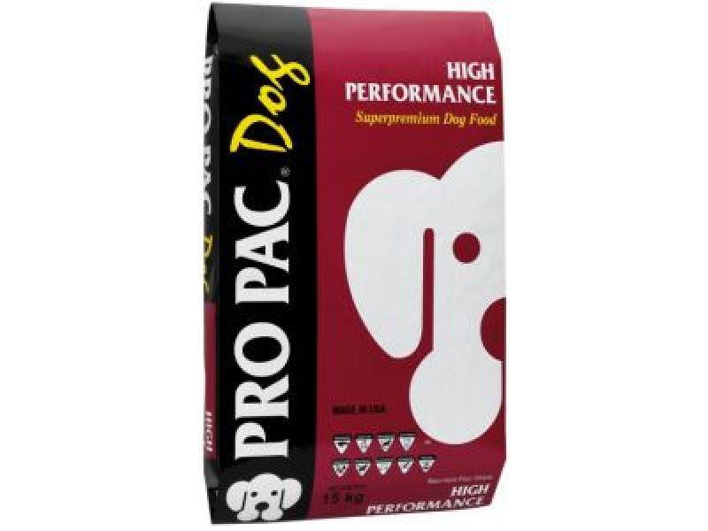 Сухой корм PRO PAC для АКТИВНЫХ собак (коричневый) (High Performance), 3 кг - Фото