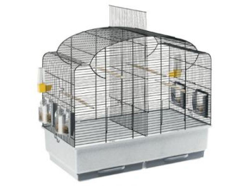 Клетка для птиц Ferplast CANTO с перегородкой, 71*38*60,5 см - Фото