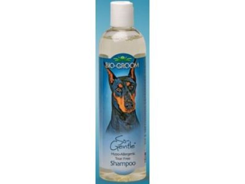 BioGroom Шампунь ГИПОАЛЛЕРГЕННЫЙ 1 к 2 для собак и кошек (So-Gentle Shampoo), 355 мл - Фото