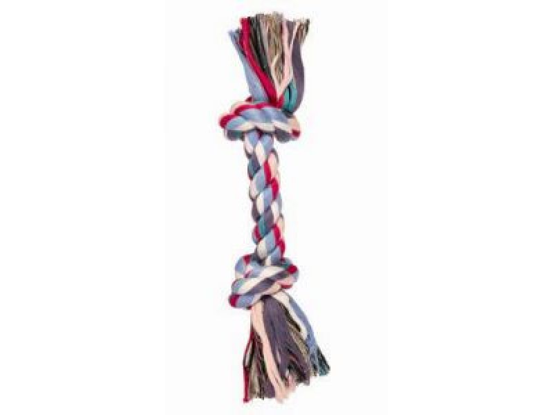 Trixie Веревка с узлом, для собак (3272), 125 г/26 см - Фото