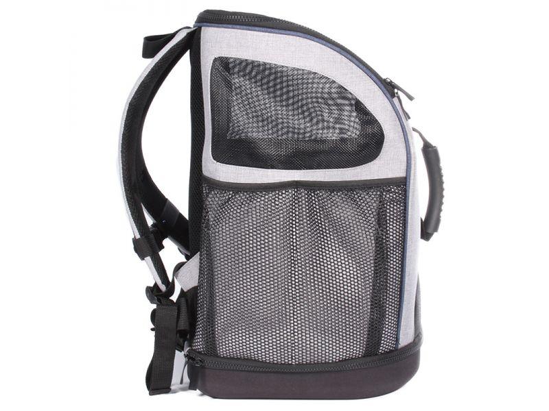 "Triol Сумка-рюкзак ""Сити"" для животных, 30*26*46 см  - Фото"