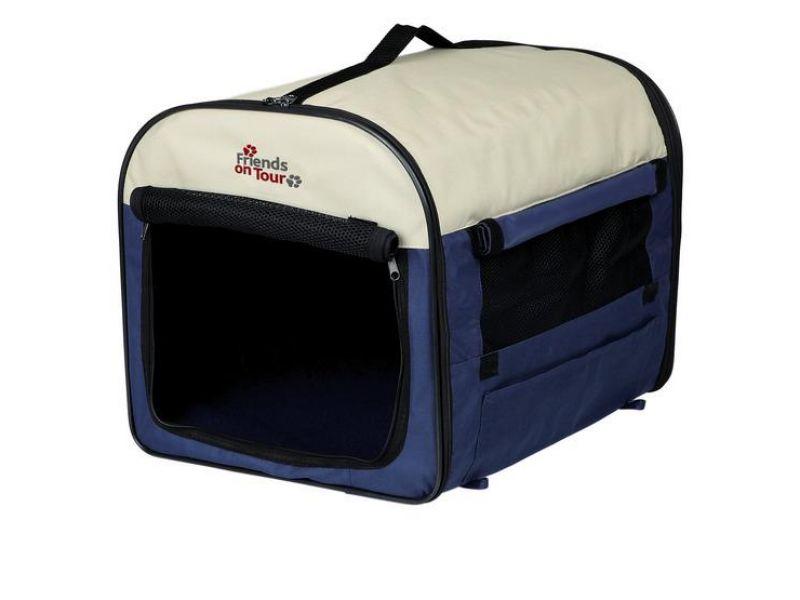 "Trixie Транспортная сумка для собак и кошек ""TCamp"" (39701/702/703/704/705) - Фото"