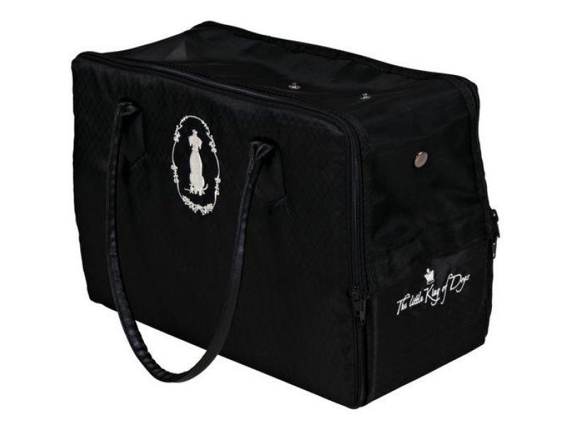 """Trixie Транспортная сумка - лежак """"Королевский пес"""" (37968), 17*36*26 см - Фото"""