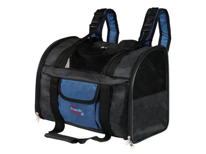 Trixie Сумка - рюкзак для кошек и собак до 8 кг (2882), 21*44*30 см   - Фото