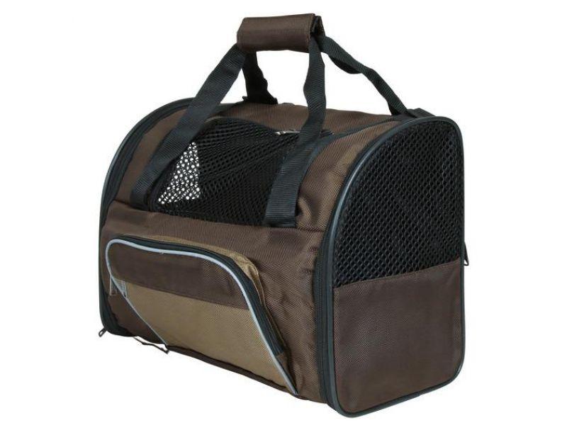 "Trixie Сумка - рюкзак ""Shiva"" для кошек и собак до 8 кг (28871), 21*41*30 см  - Фото"