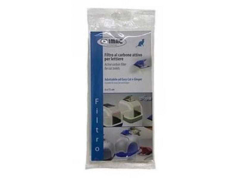 IMAC Фильтр угольный для закрытых туалетов, 4 шт. - Фото