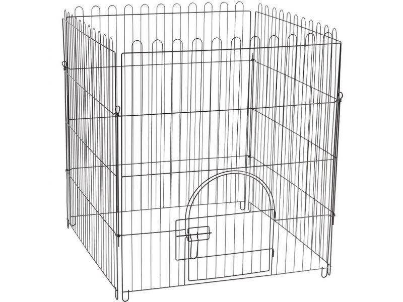 Triol Вольер для животных, 4 секции, 84*95 см - Фото