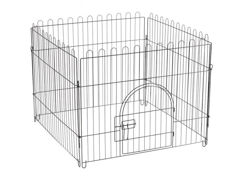 Triol Вольер для животных, 4 секции, 84*69 см - Фото