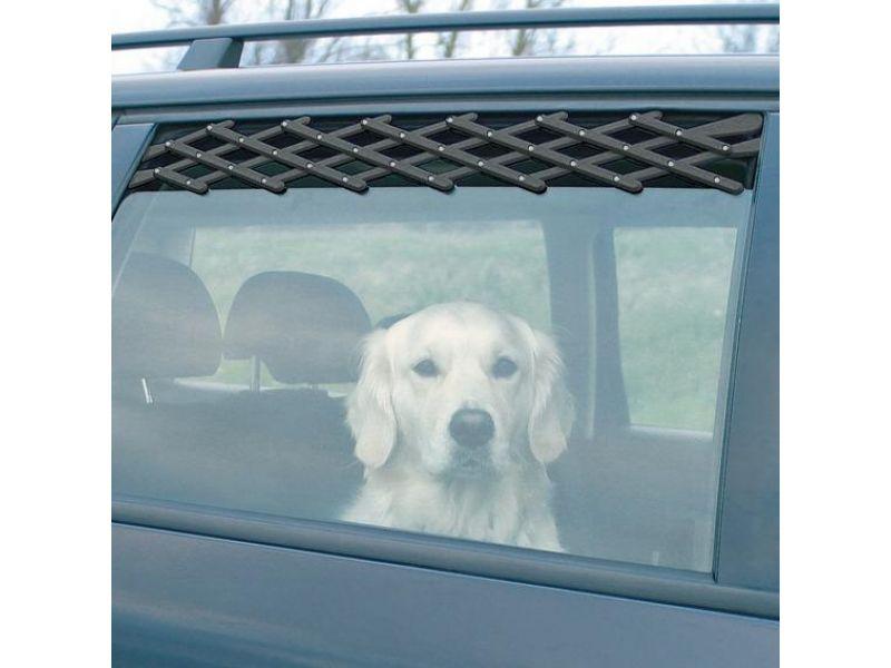 Trixie Решетка на а/м окно (13101), 24-70 см - Фото