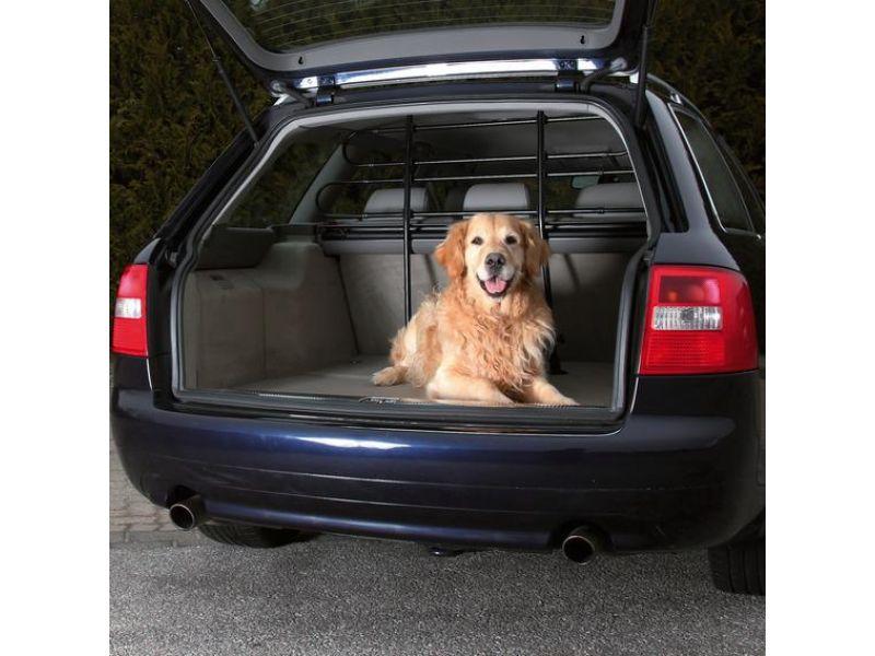 Trixie Решетка для багажника автомобиля, раздвижная, 2 элемента (1316) - Фото